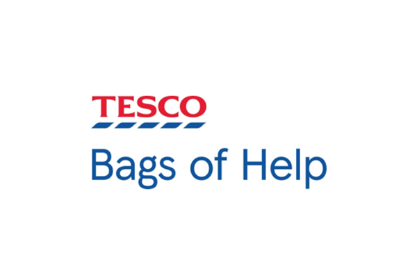 Tesco Bags of Help grant