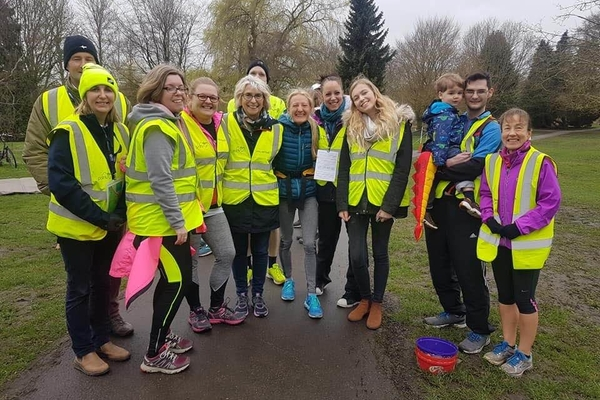 Parkrun volunteer takeover!